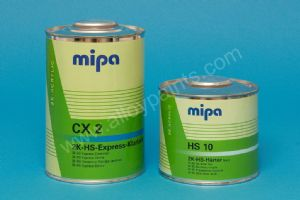 Mipa CX2 express lacquer (1.5 ltr kit)